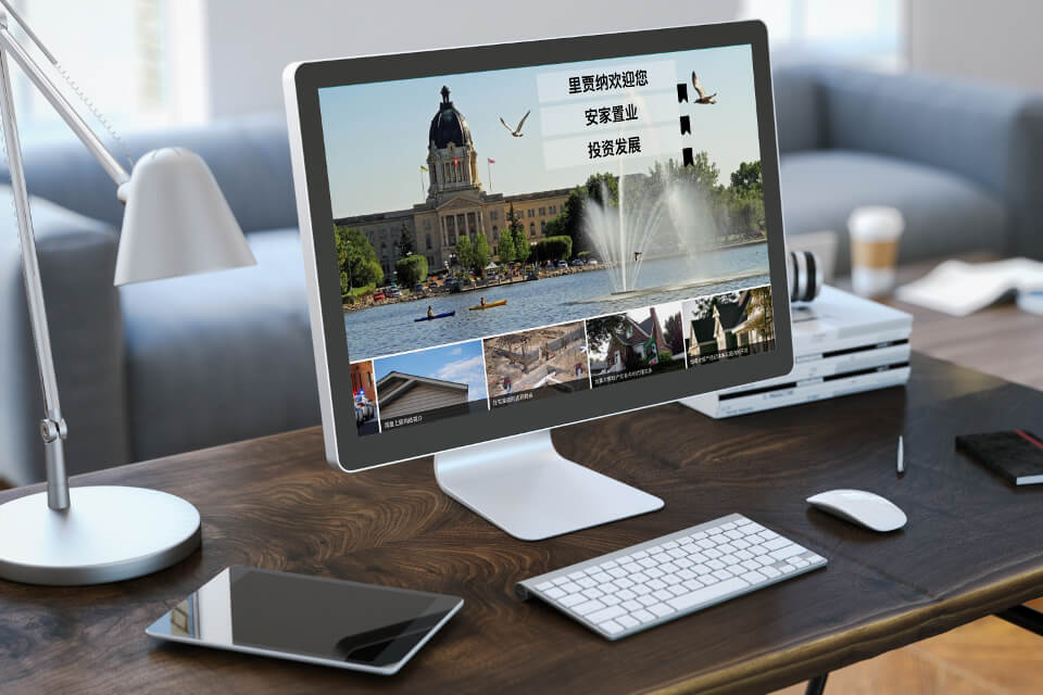 DLG Immigration Services is a business in Regina SK and our web design client.