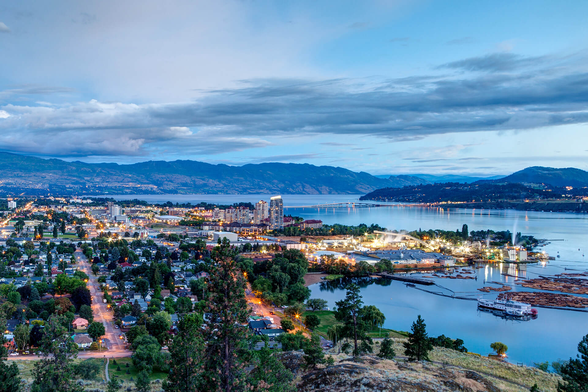 We're a website design agency operating out of West Kelowna.