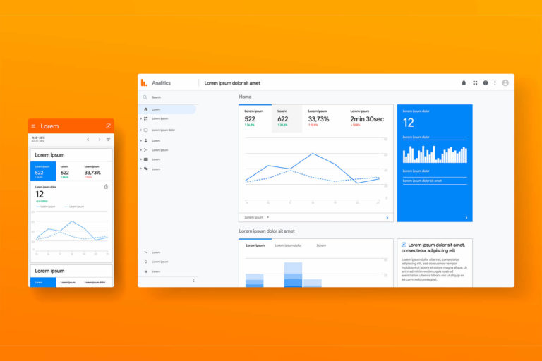 Google Analytics user-interface